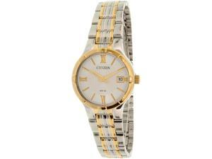 Citizen Women's EU6024-59A Gold Stainless-Steel Quartz Watch