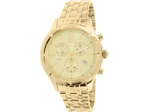 Citizen Women's FA0022-59P Gold Stainless-Steel Quartz Watch