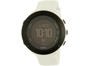 Suunto Men's Ambit3 SS021966000 White Resin Quartz Watch