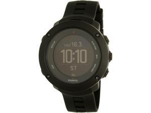 Suunto Men's Ambit3 SS021964000 Black Rubber Quartz Watch