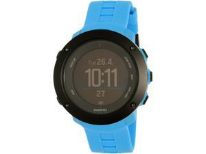 Suunto Men's Ambit3 SS021969000 Blue Silicone Quartz Watch