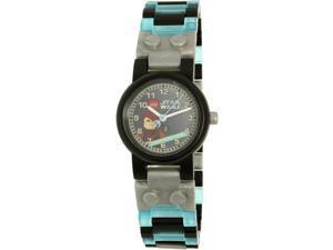 Lego Boy's Star Wars 8020288 Multicolor Plastic Quartz Watch