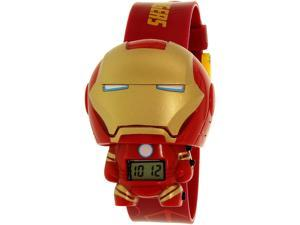 Lego Boy's Iron Man 2020138 Red Plastic Quartz Watch