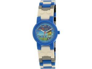 Lego Boy's 8020028 Multicolor Plastic Quartz Watch