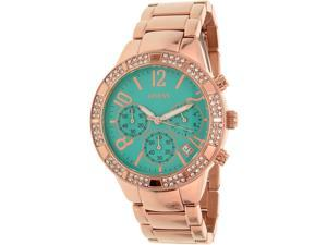 Guess Women's U0141L6 Rose Gold Stainless-Steel Quartz Watch