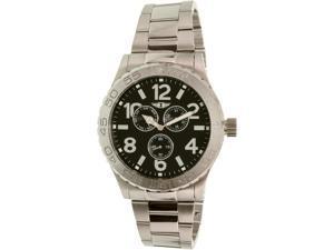 Invicta Men's 41704-003 Silver Stainless-Steel Quartz Watch