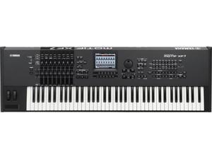 Yamaha Motif XF7 76 Note Music Production Synthesizer