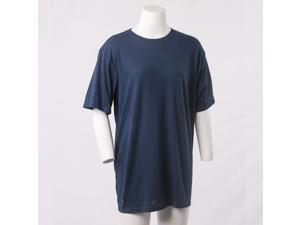 Marc Ecko Crew Neck Navy Blue T-Shirt Size Large