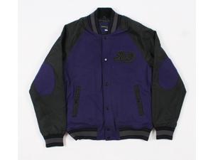Rocawear 1159R Purple Mens Varsity Jacket Size XXXL