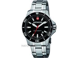 Wenger Mens 72236 Aquagraph 1000M Dives Watch