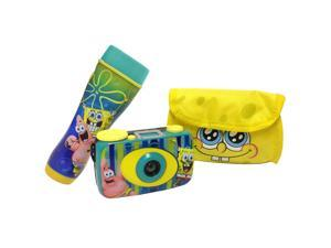 SpongeBob Squarepants Flashlight and Camera Kit
