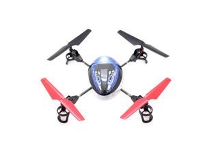 WL Toys V949-B Quadcopter, 4 Channel remote control 2.4 Ghz - Blue