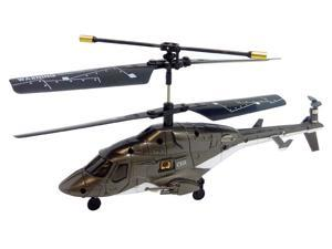 S018 Mini Airwolf RC Remote Control Helicopter