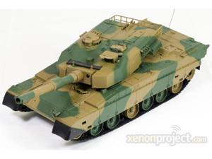 Defense Force Type 90 Remote Control RC Airsoft Battle Tank
