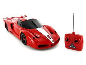 Ferrari FXX 1:18 Scale Diecast RC Remote Control Car