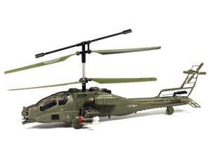 Syma S009 AH-64 Apache 3ch RC Remote Control Helicopter