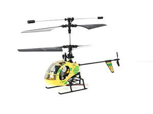 Esky NANO RTF 4 CH 2.4GHz RC Helicopter Yellow Canopy 002748