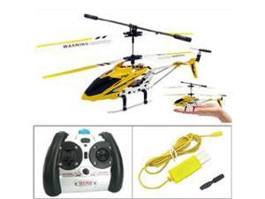 Syma S107 Gyro Metal 3 CH Helicopter Yellow