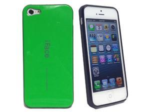 iFace Lime Green TPU Case Cover for New Apple iPhone 5
