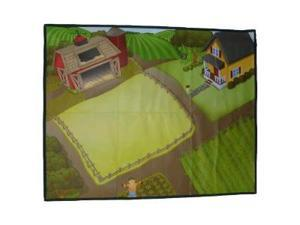 Neat-Oh Reversible Playmat- Dinoland and Farm