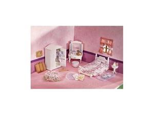 Calico Critters Girls's Lavender Bedroom