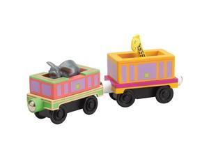 CHuggington Wooden Rail - Safari Cars