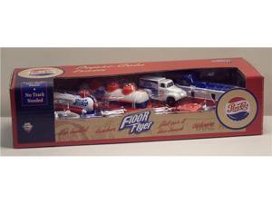 Gearbox Floor Flyer Pepsi-Cola Die Cast Metal Train Set
