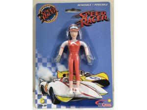 Speed Racer Trixie Collectible Bendable Figure