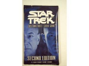 Star Trek 2nd Edition CCG Booster Packs