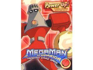 Megaman Power-Up Torchman Starter Deck