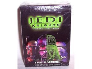 Jedi Knights Premiere TCG The Empire Starter Deck