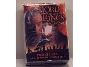 LOTR TCG Mines of Moria Gandalf Starter Deck