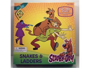 Scooby-Doo! Snakes and Ladders Board Game