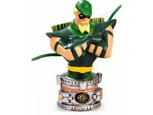 DC Comics Justice League Green Arrow Bust Paperweight Figure