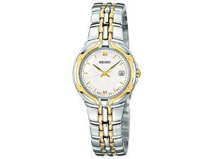 Seiko Women's Quartz Bracelet Watch SXD646