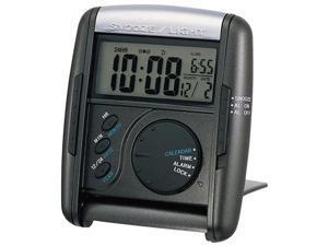 Seiko Clocks Travel Alarm clock #QHL004KLH