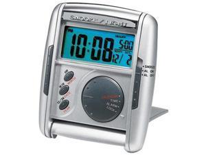 Seiko Clocks Travel Alarm clock #QHL004SLH