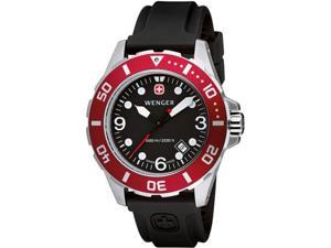 Wenger Men's Swiss Made Aquagraph 1000M Watch 72233