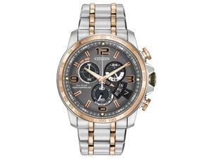 Men's Citizen Eco-Drive Chrono A-T Diver's Watch BY0106-55H