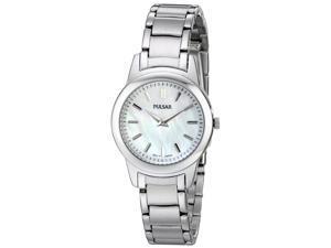 Pulsar PRW011 Women's Business MOP Dial Steel Bracelet Watch