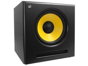 Seismic Audio - Spectra-12SUB - Active 12 Inch Studio Subwoofer - 120 Watts RMS - Studio Subwoofer Home Theater Subwoofer Multimedia Subwoofer