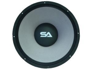 Seismic Audio - 18 Inch 8 ohm Speaker 750 RMS WATTS DRIVER MAGNET WOOFER 18""