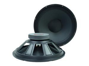 "Seismic Audio - Pair of 15"" 8 Ohm Speaker 250 WATTS DRIVER WOOFER 15"""