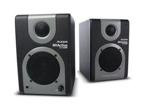 Alesis M1-ACTIVE-320USB Studio Monitors w/USB Pair Active / Powered Studio Monitor