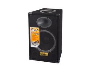 "DJ TECH SX-12 12"" 400W VENTED DJ SPEAKER SYSTEM"