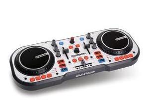 DJ TECH DJ FOR ALL USB EASYDJ CONTROLLER FOR THE MASSES