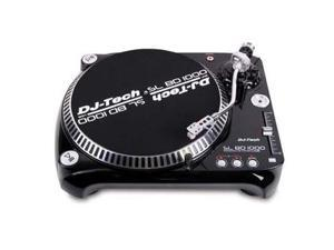 DJ TECH SLBD-1000 USB BELT DRIVE DJ TURNTABLE