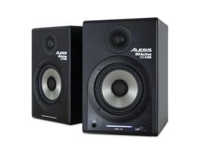 ALESIS M1 ACTIVE 520 ACTIVE USB STUDIO SPEAKER MONITORS
