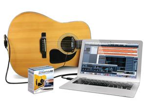 Alesis Acoustic Link Guitar Recording Pack w/ Cubase Le Software