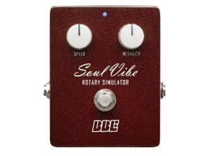 BBE SOUL VIBE ROTARY EFFECT PEDAL WITH POWER SUPPLY